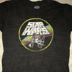 Star Wars Tie Fighter Shirt Medium M